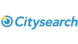 citysearch review button