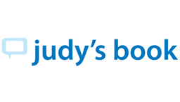 Judy's Book review button